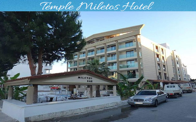 Temple Milotes Hotel